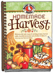 Homemade Harvest Gooseberry Patch Cookbook