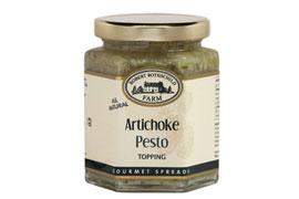 Artichoke Pesto Topping