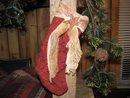 Crinkle Stockings Handmade