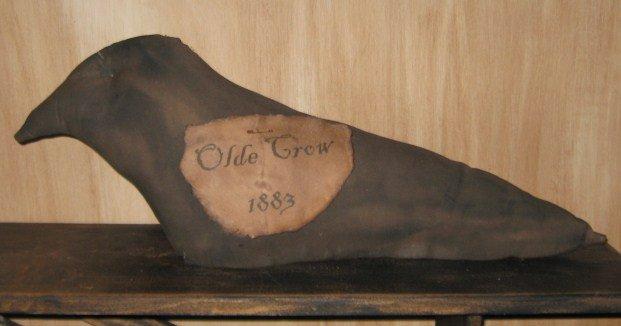 Handmade Olde Crow 1883