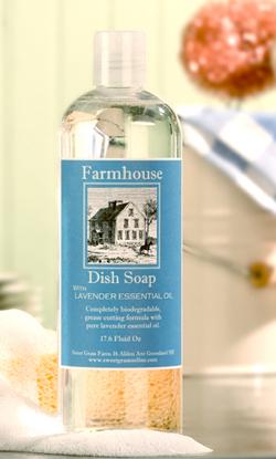 Farmhouse Liquid Dish Soap