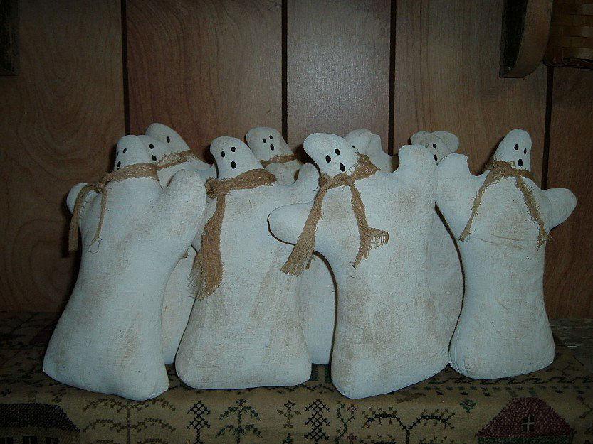 Primitive Ghost - Handmade