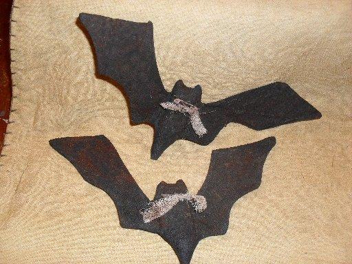 Handmade Bats