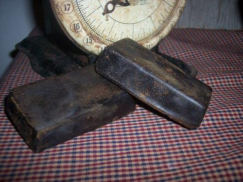 Colonial Black Soap Bars Handmade
