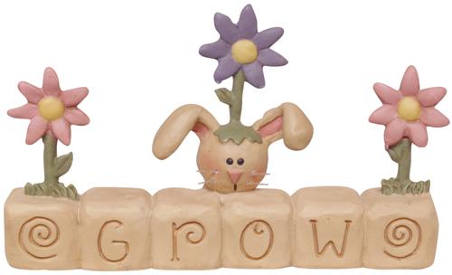 Grow Resin Blocks