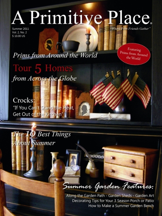 A Primitive Place Magazine - Summer Issue