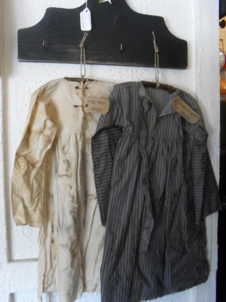 Handmade Primitive Dresses