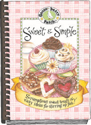 Sweet & Simple Gooseberry Patch Cookbook